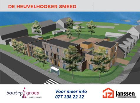 De Heuvelhooker Smeed (Appartement) in Panningen 5981 CE