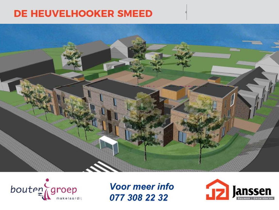 De Heuvelhooker Smeed (Appartement) in Panningen 5981 CE