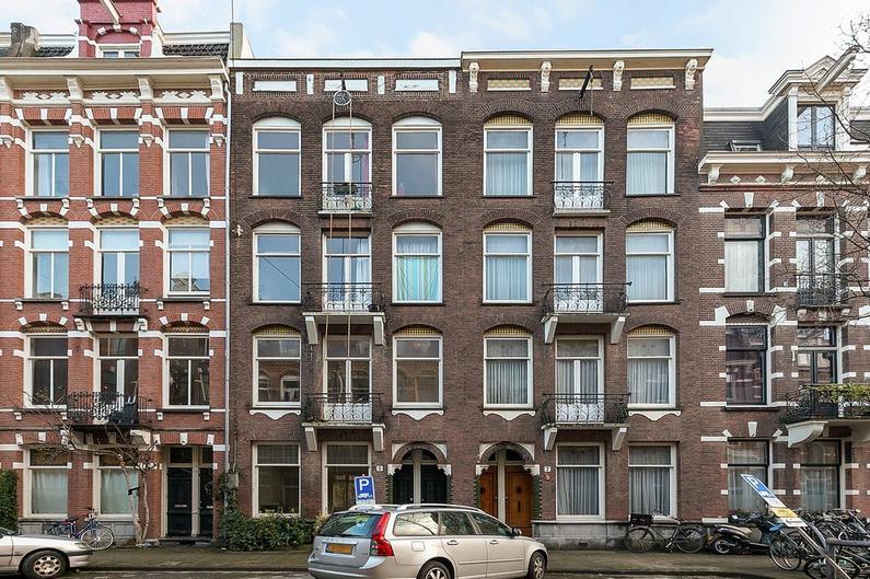 Derde Helmersstraat 5 1 in Amsterdam 1054 AZ