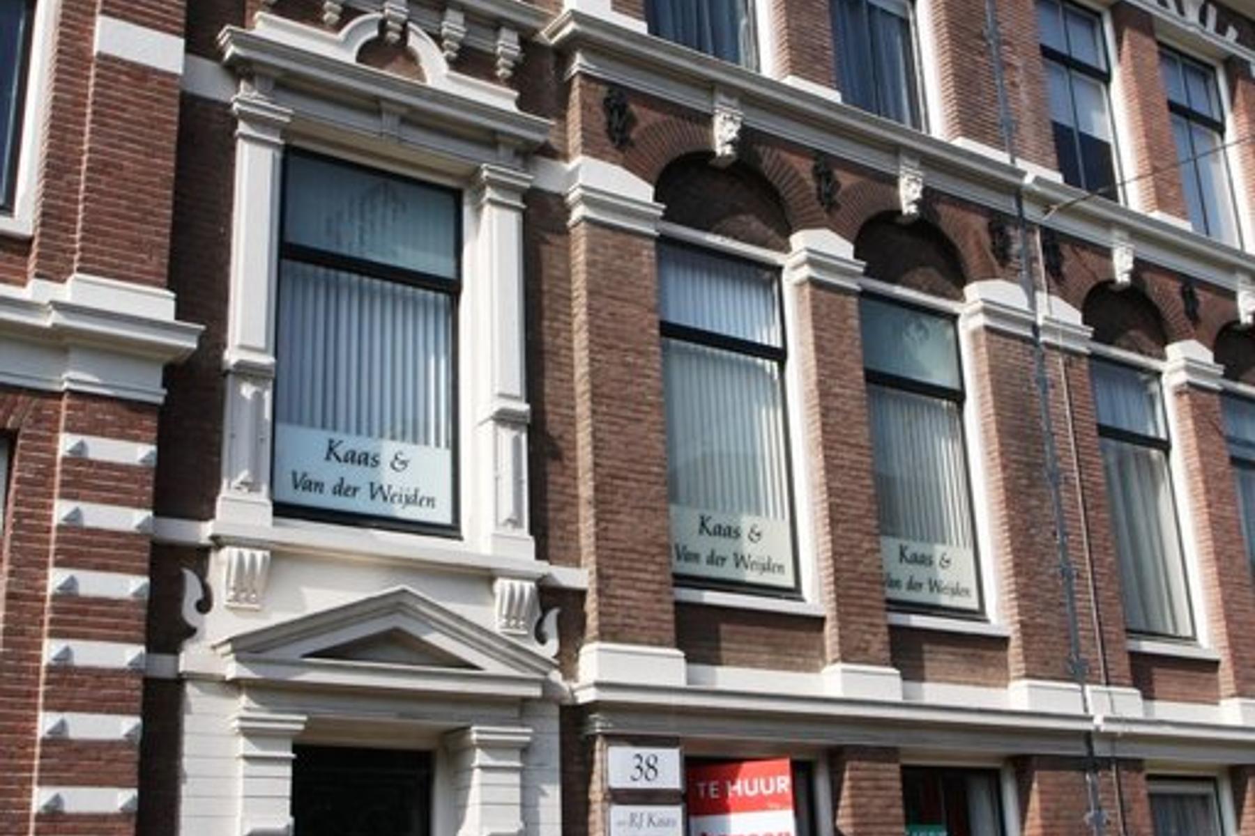Wilhelminastraat 38 in Haarlem 2011 VN