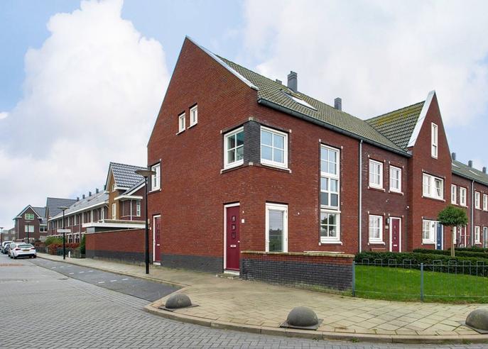 Coleman Hawkinslaan 2 B in Beverwijk 1948 BL