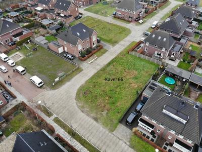 De Slagen - Kavel 66 in Staphorst 7951