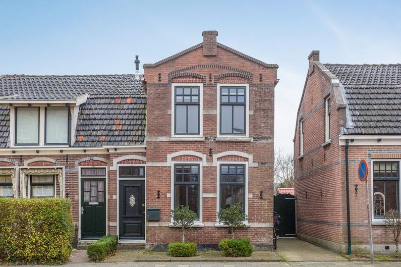 Leeghwaterstraat 14 in Middenbeemster 1462 JE