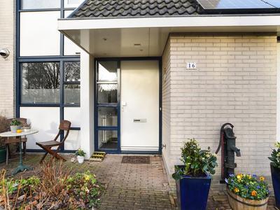 Jacob Obrechtlaan 16 in Hoofddorp 2132 KV