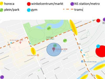 Vrolikstraat 405 E in Amsterdam 1092 TE