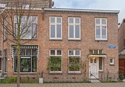 Santpoorterstraat 1 in Haarlem 2023 DA