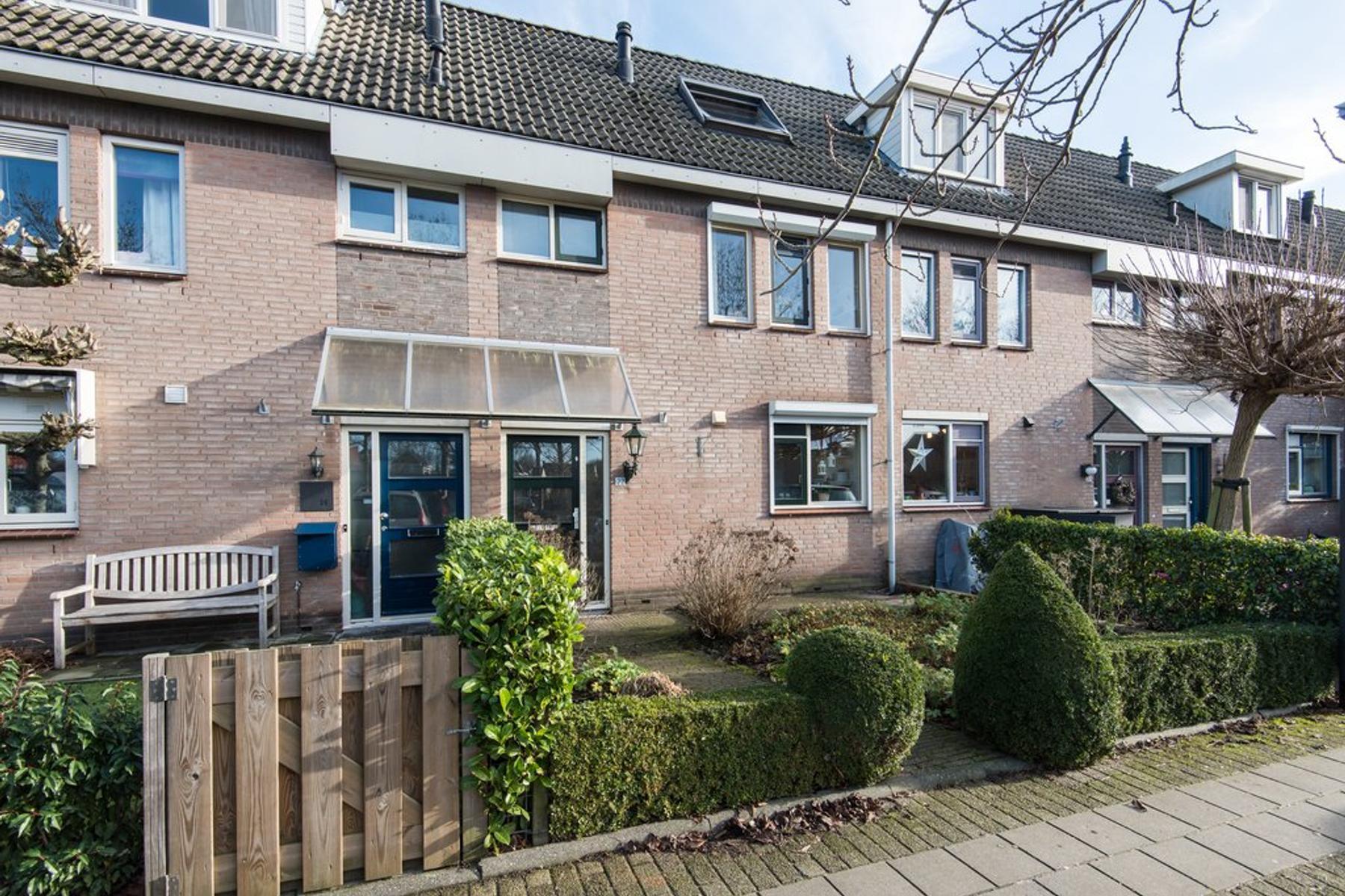 Marie Boddaertstraat 22 in Gorinchem 4207 MA