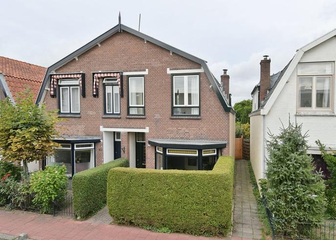 Hamerstraat 25 in Bussum 1402 PP