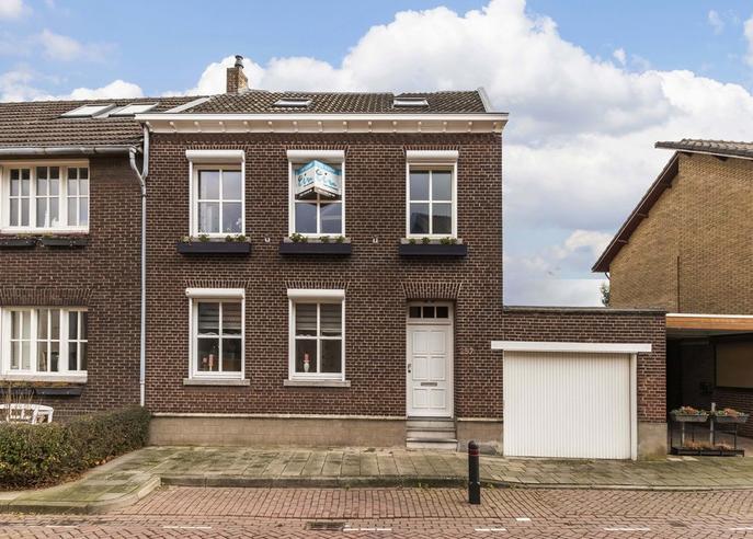 Heugemerstraat 257 in Maastricht 6229 AR