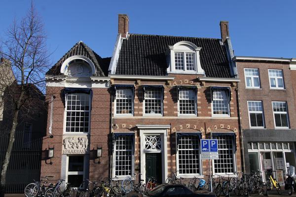 Gedempte Oude Gracht 45 A-47 in Haarlem 2011 GL