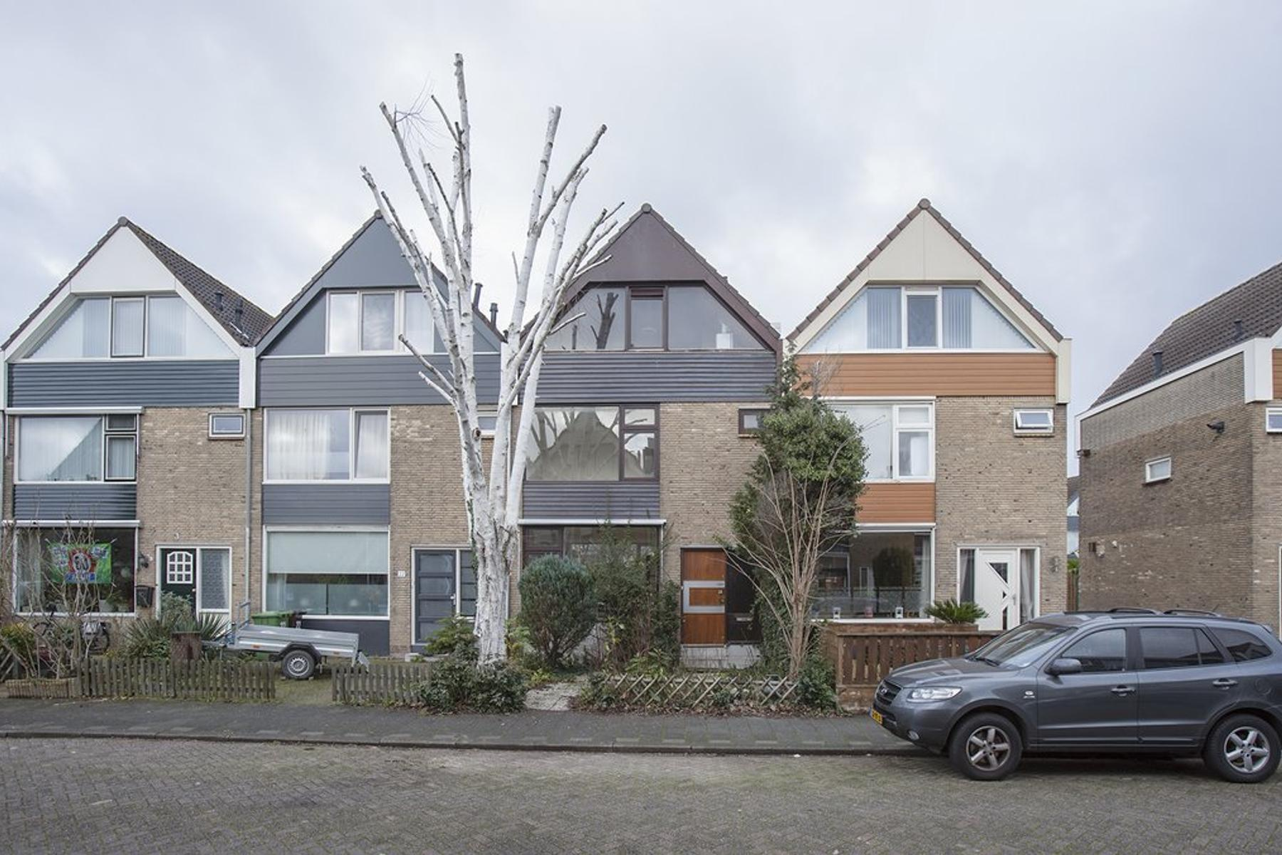 Prinsenstraat 20 in Ridderkerk 2983 CL