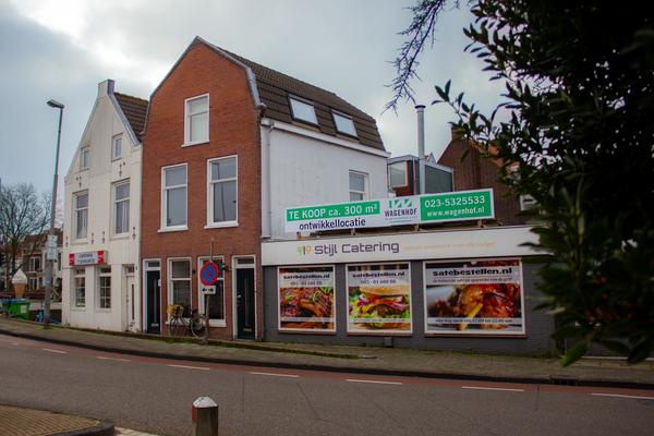 Pijlslaan 3 -7 in Haarlem 2014 TK