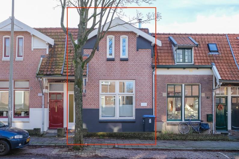 Tooropstraat 84 in Nijmegen 6521 NS