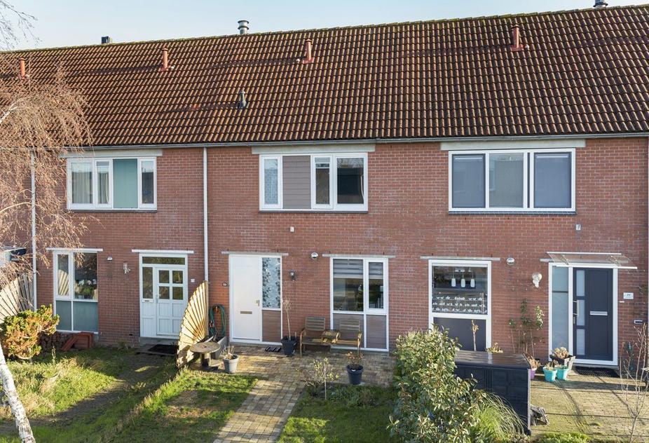 Tussenwoning te koop Waterwijk Almere Palingweg 75
