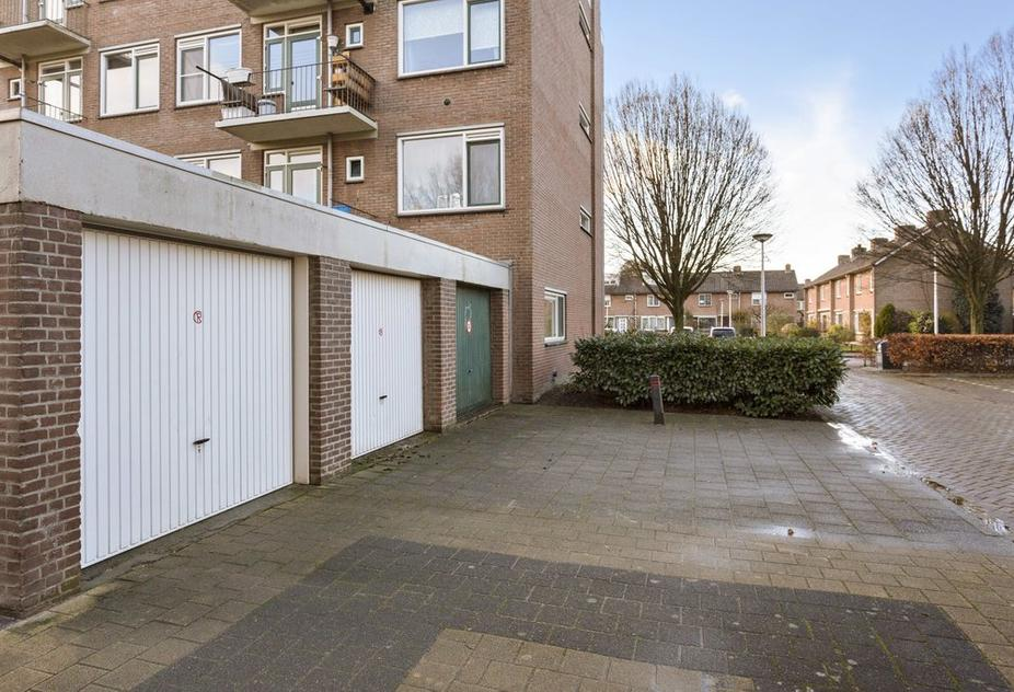 Beethovenlaan in Zwolle 8031