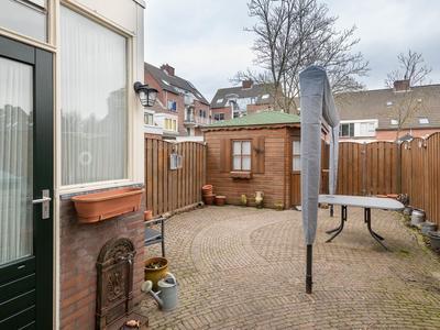 Rietgors 54 in Barendrecht 2991 MS