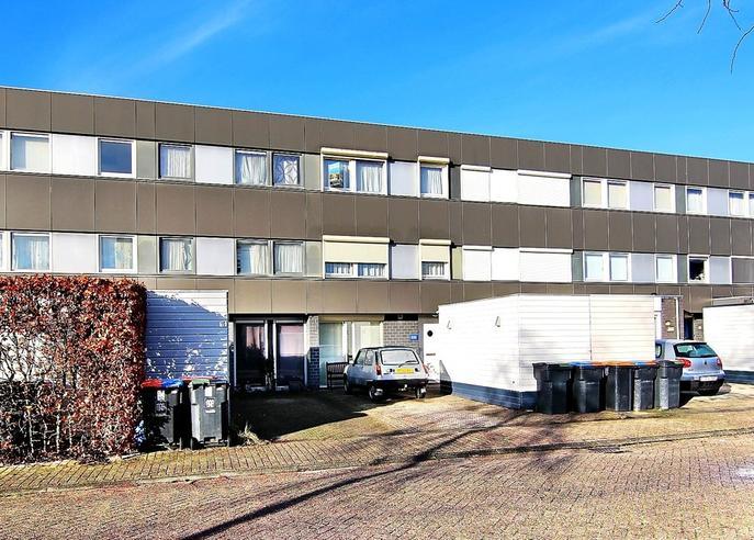 Meerwijkstraat 13 in Tilburg 5045 KG