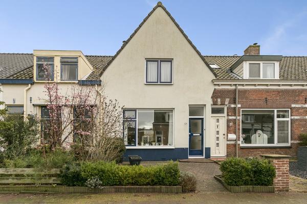 J.I. Sandersestraat 39 in Oost-Souburg 4388 EC