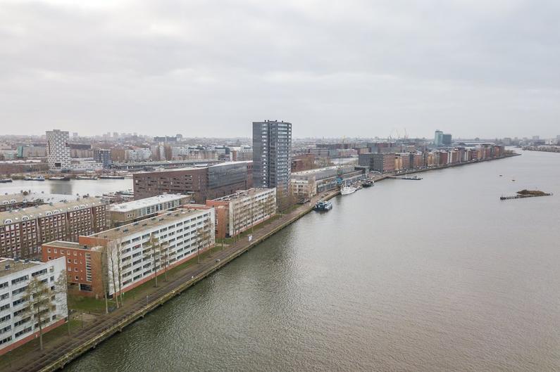 Knsm-Laan 691 in Amsterdam 1019 LH