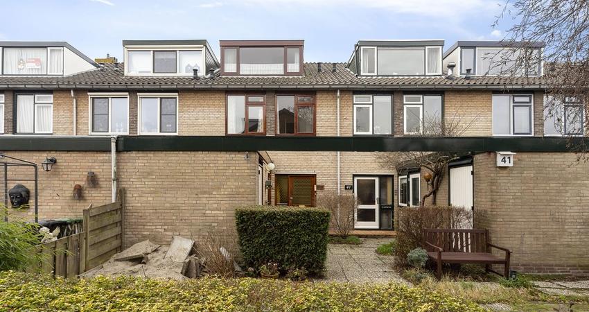 Da Costastraat 39 in Lekkerkerk 2941 GJ