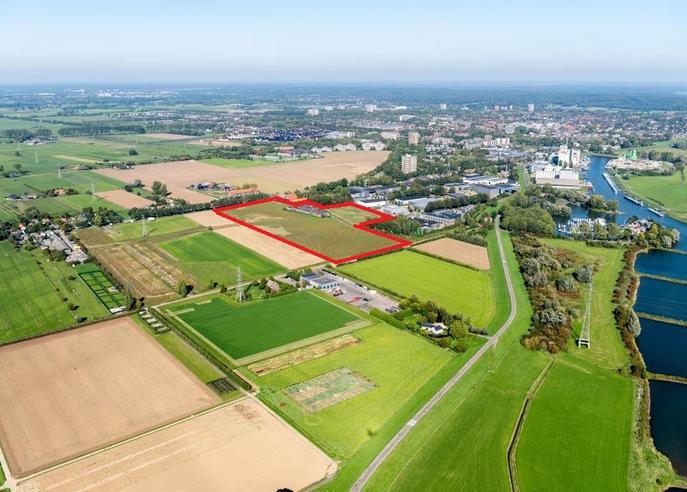 Nudepark 2 - Deelgebied 3 Zuid: Kavel 12 in Wageningen 6702 DA