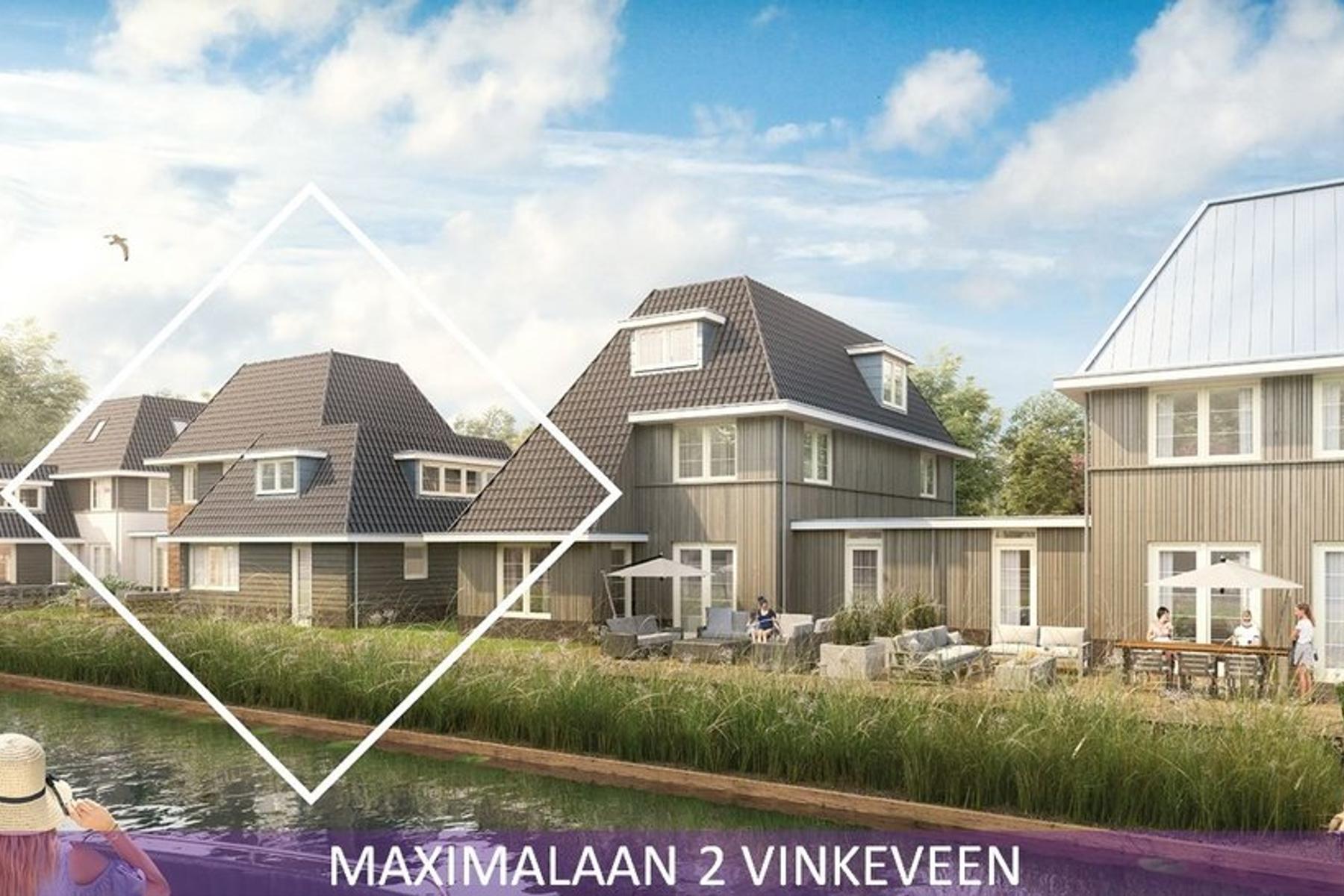 Maximalaan 2 in Vinkeveen 3645 DT