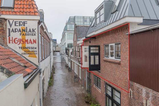 Dwars Bolwerkstraat 3 A in Leiden 2311 KB