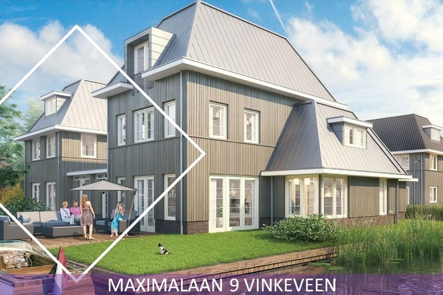 Maximalaan 9 in Vinkeveen 3645 DT