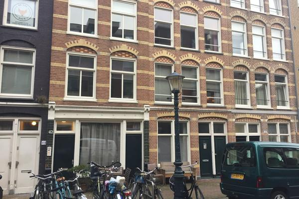 Joan Melchior Kemperstraat 42 -I in Amsterdam 1051 TS