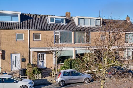 Narcisstraat 6 in Noordwijk 2201 CD
