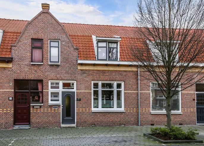 Koning Willem Iii Straat 11 in Bergen Op Zoom 4615 AH