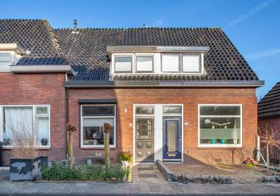 Weteringstraat 58 in Woerden 3442 CR