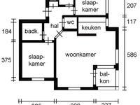 Hoenderbosplein 75 in Uden 5406 AH