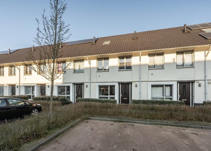 Jan J. De Goedestraat 44 in Wageningen 6709 TE