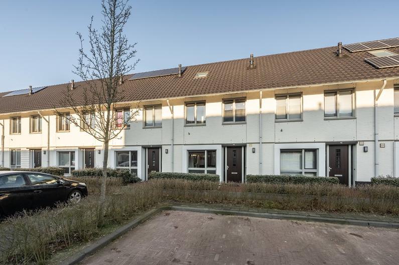 Jan J. De Goedestraat 44 in Wageningen 6709 TE