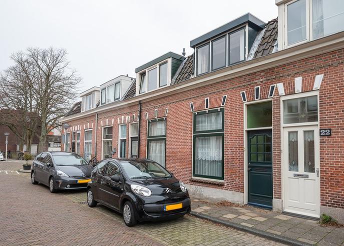 Oosterdwarsstraat 20 in Leiden 2315 LS