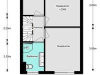 Monnickskamp 23 in Huizen 1273 JP