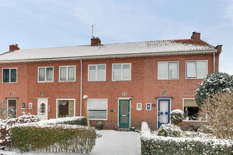 Luitzen Wagenaarstraat 29 in Heerenveen 8442 EJ
