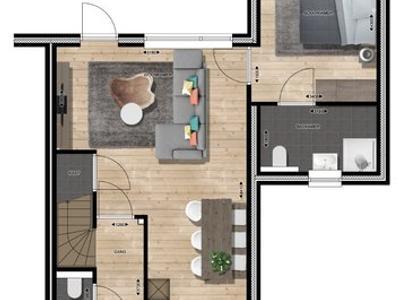 Levensloopbestendige Woning (Bouwnummer 13) in Sint Odilienberg 6077 CZ
