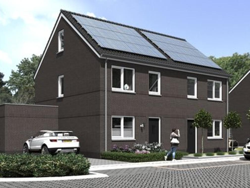 Levensloopbestendige Woning (Bouwnummer 15) in Sint Odilienberg 6077 CZ