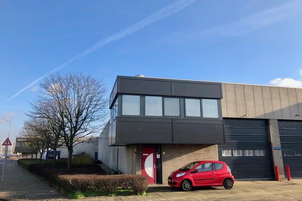Drukkersweg 14 in Haarlem 2031 EE