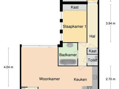 Klarinetstraat 8 in Uden 5402 BE