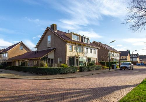 A.C. Willinkstraat 9 in Woerden 3443 VX