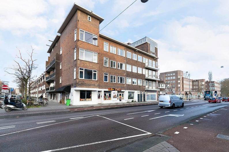 Orteliusstraat 286 2 in Amsterdam 1056 PN