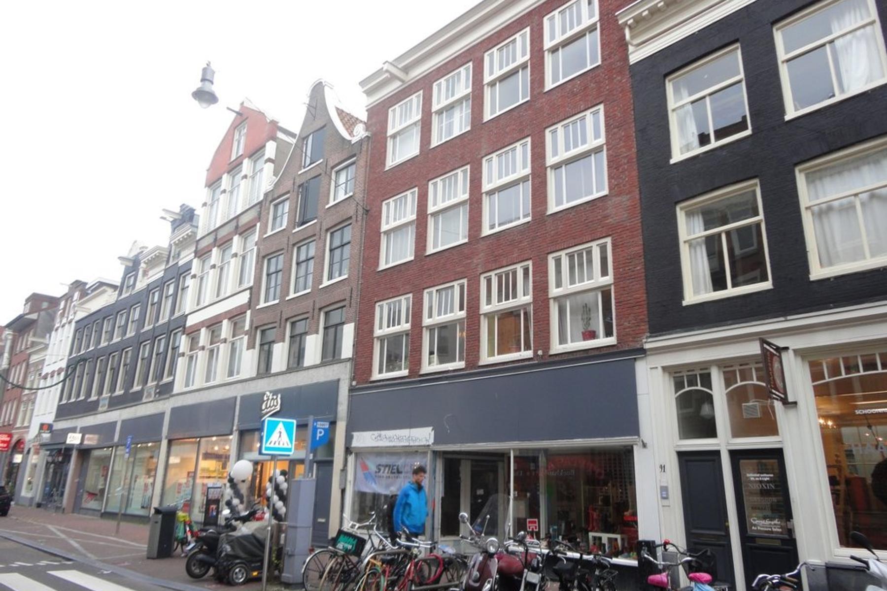 Haarlemmerdijk 89 Ii in Amsterdam 1013 KC