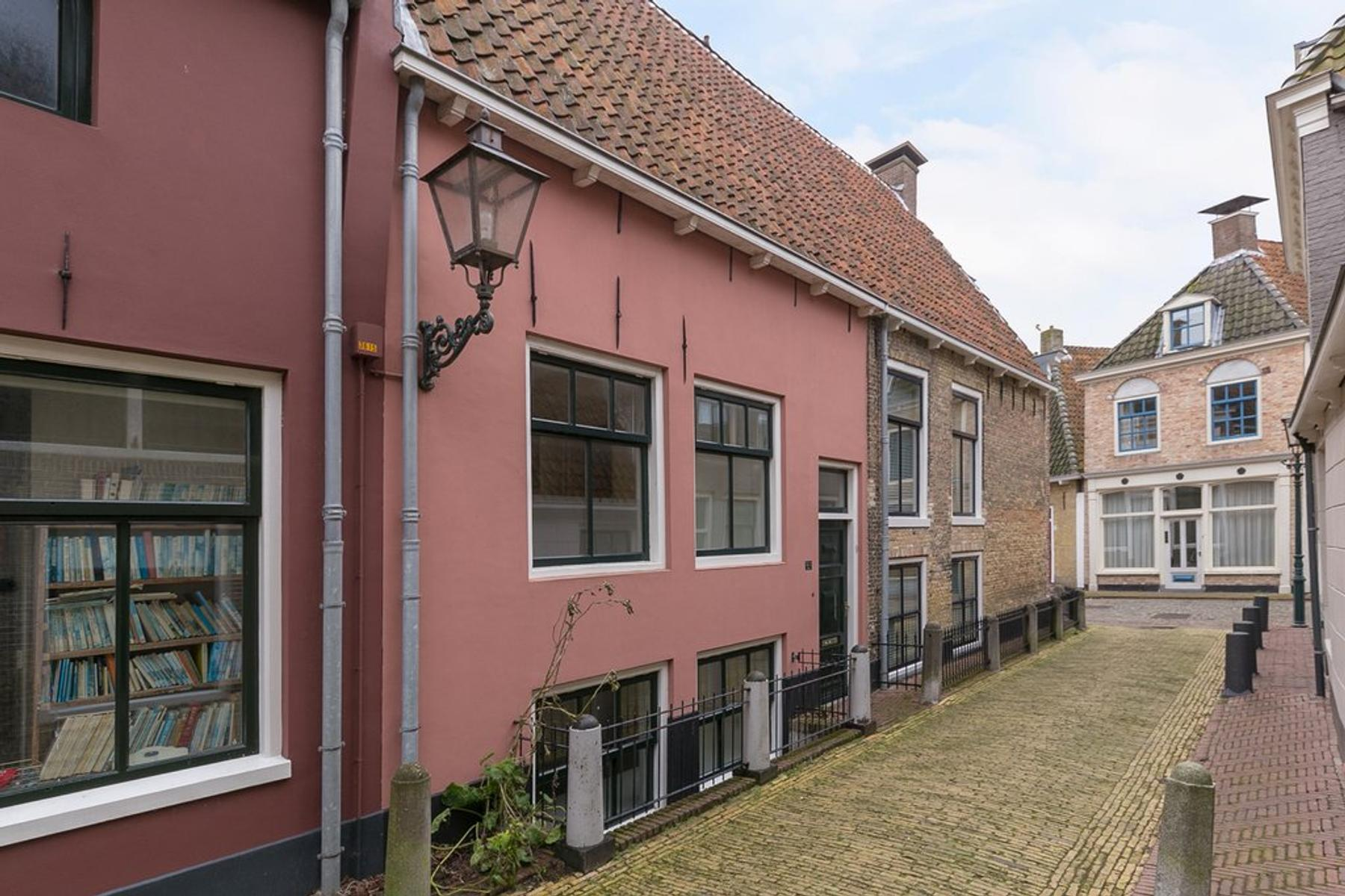 Kleine Kerkstraat 9 in Harlingen 8861 BP
