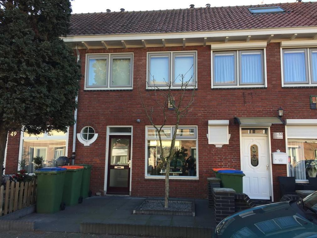 Olmstraat 51 in Breda 4814 LL