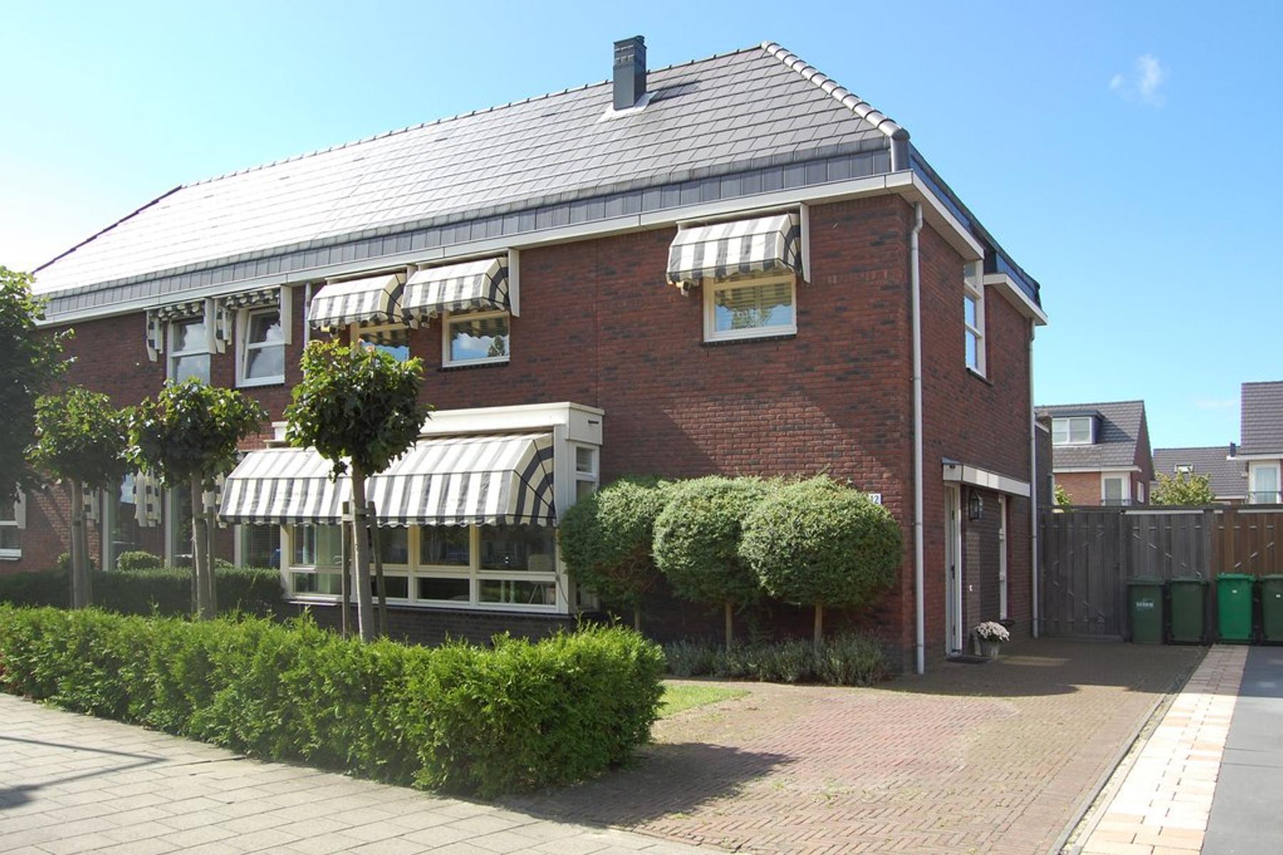 Willem Van Nieuwenhuizenlaan 12 in 'S-Gravenhage 2493 CC