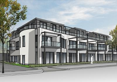 Adelstraat (19 Appartementen) in Made 4921 BN