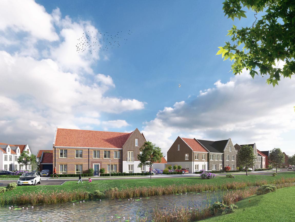 Bouwnummer 93 in Schoonhoven 2871 NS